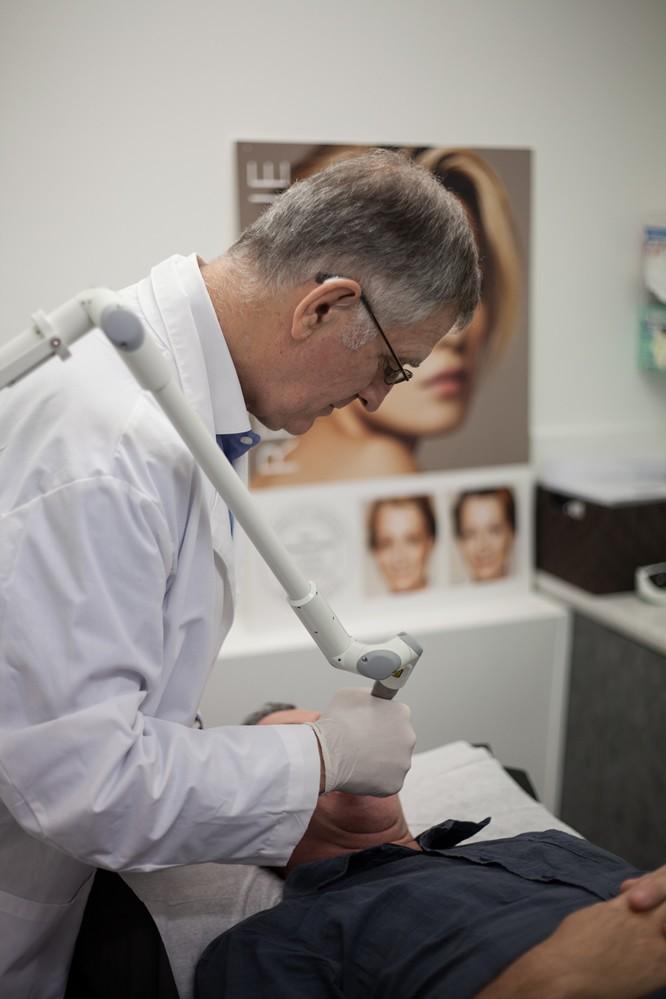 Clatuu & CoolScuplting Treatment Room